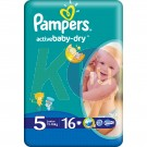 Pampers Regular Count Junior 16 31001545