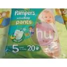 Pampers ActivePants Boy Junior (20) 31001546