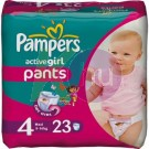 Pampers ActivePants Girl Maxi (23) 31001550