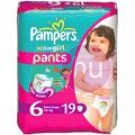 Pampers ActivePants Girl XL (19) 31001551