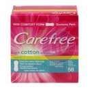 Carefree Carefree Tisztasági betét 58 Cotton Fresh 31055513