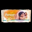 Pampers törlőkendő Naturally Clean 64-es 31098708