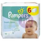 Pampers törlőkendő baby fresh ut. 6*64-es 31098711