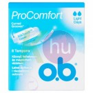 O.B  8 procomfort Light Flow 32016100