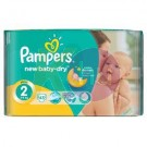 Pampers New Baby 43 Mini (2) 3-6kg 52141478