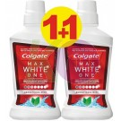 Colgate Colgate szájvíz duo 2x250ml Max White One 52635913