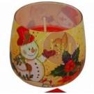 Prometeo illatgyertya poharas hóember 52655018