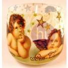 Prometeo illatgyertya poharas könyöklő angyal 52655033