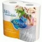 Forest Bianka 3 rétegű toalettpapír 8 tek. Méz-mandula 82500016