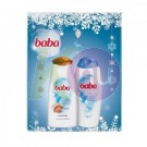 Baba 17 kar.csom Lanolinos tus 400ml+Mandula 2in1 sampon 400ml 82510170