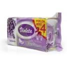 Violeta Prémium 3 rét. toalettp. 12+4 tek. Levendula 82600007