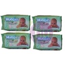 Huggies natural care e-vitaminnal 4*64 db csomag AKC-10